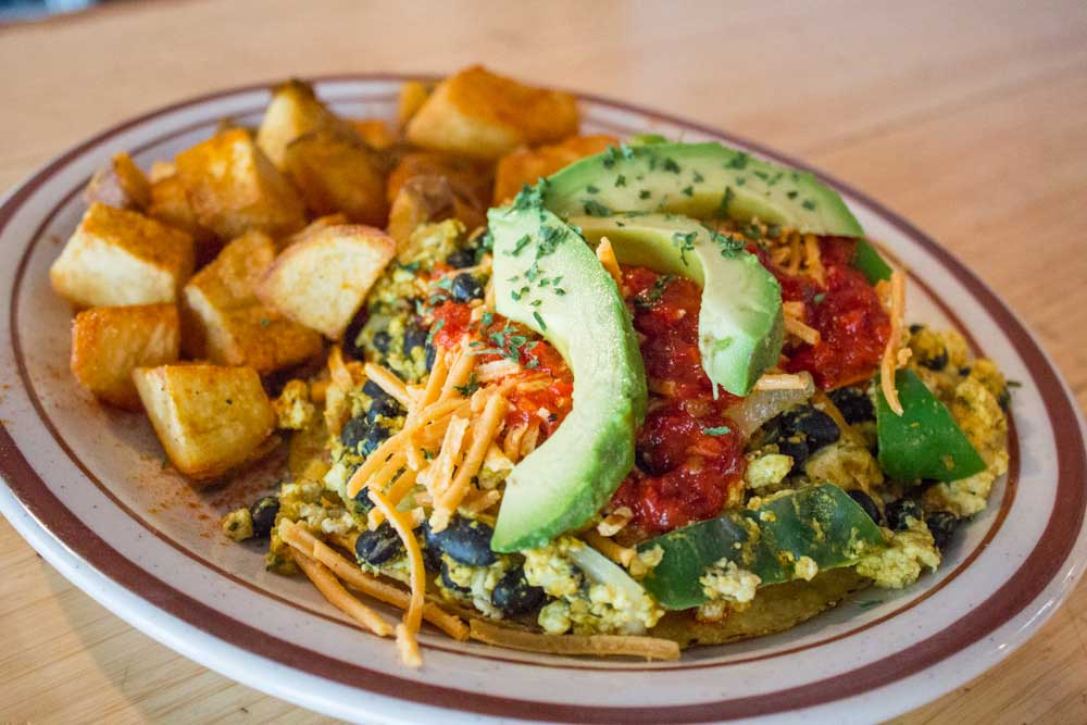 Wayward Vegan Cafe Proudly Serves Veganized American Diner Style Food Large Portions Bottomless Coffee And Friendly Service Have Made Us A Beloved Part